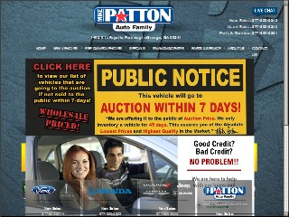 Mike Patton Ford >> Mike Patton Ford 801 Columbus Pkwy Opelika Lee Alabama